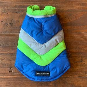 Boots & Barkley Dog Puffer Jacket (XS)
